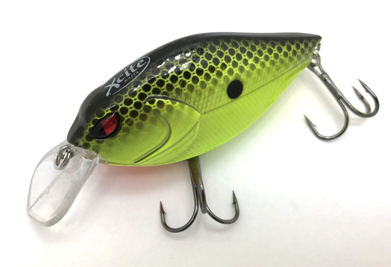 Chartreuse Black Back