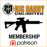 Big Daddy Unlimited - Membership (MAC special)
