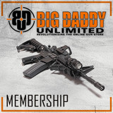 Big Daddy Unlimited - Membership (SD Special)