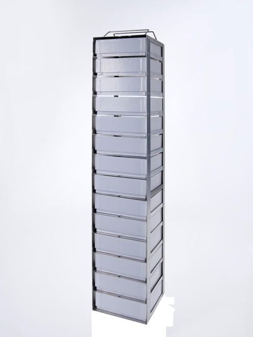 10-2 Aluminum Vertical Rack