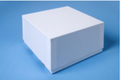 """3"""" Cardboard Box - No Slots"""
