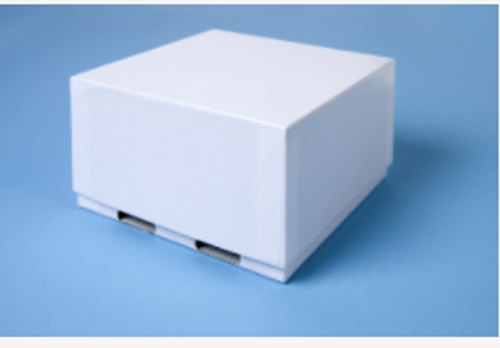"3"" Cardboard Box - With Slots"