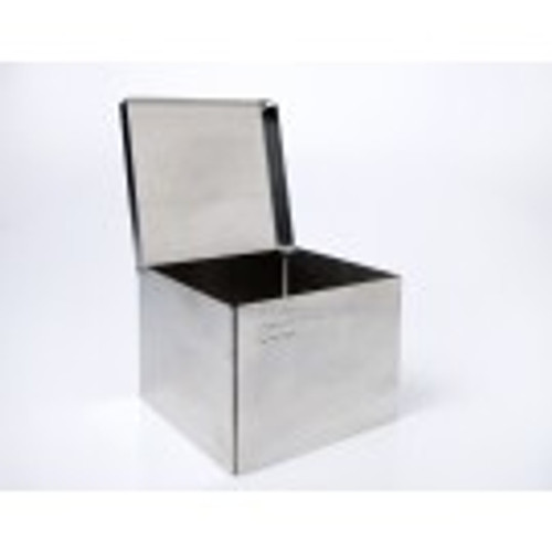 "2"" Aluminum Mini MVE Box with Hinge Lid"