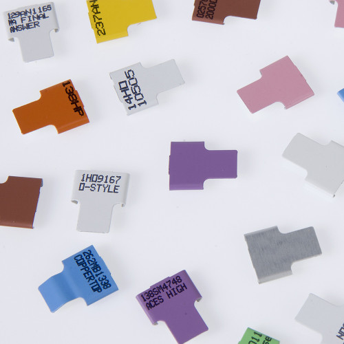 Printed ID Tabs (How to order info is in the Product Overview below)