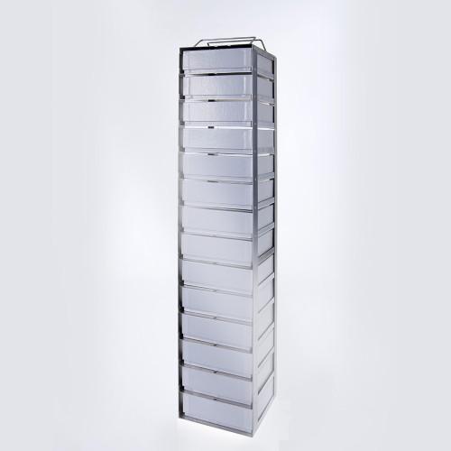 14-2 Stainless Steel Vertical Rack