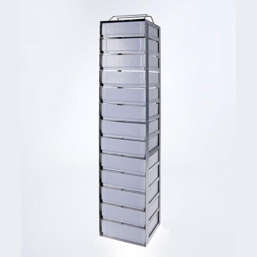 13-2 Stainless Steel Vertical Rack