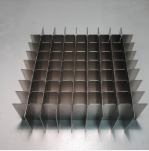 81 Cell Aluminum Divider