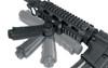 UTG® Ambidextrous 5-position Foldable Foregrip, Black (LEAPKD_RBFGRR170B)