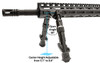 "TL-BPDM01 UTG® RECON FLEX® M-LOK® Bipod, Matte Black, 5.7""-8"" Center Height (LEAPKD_TL-BPDM01)"