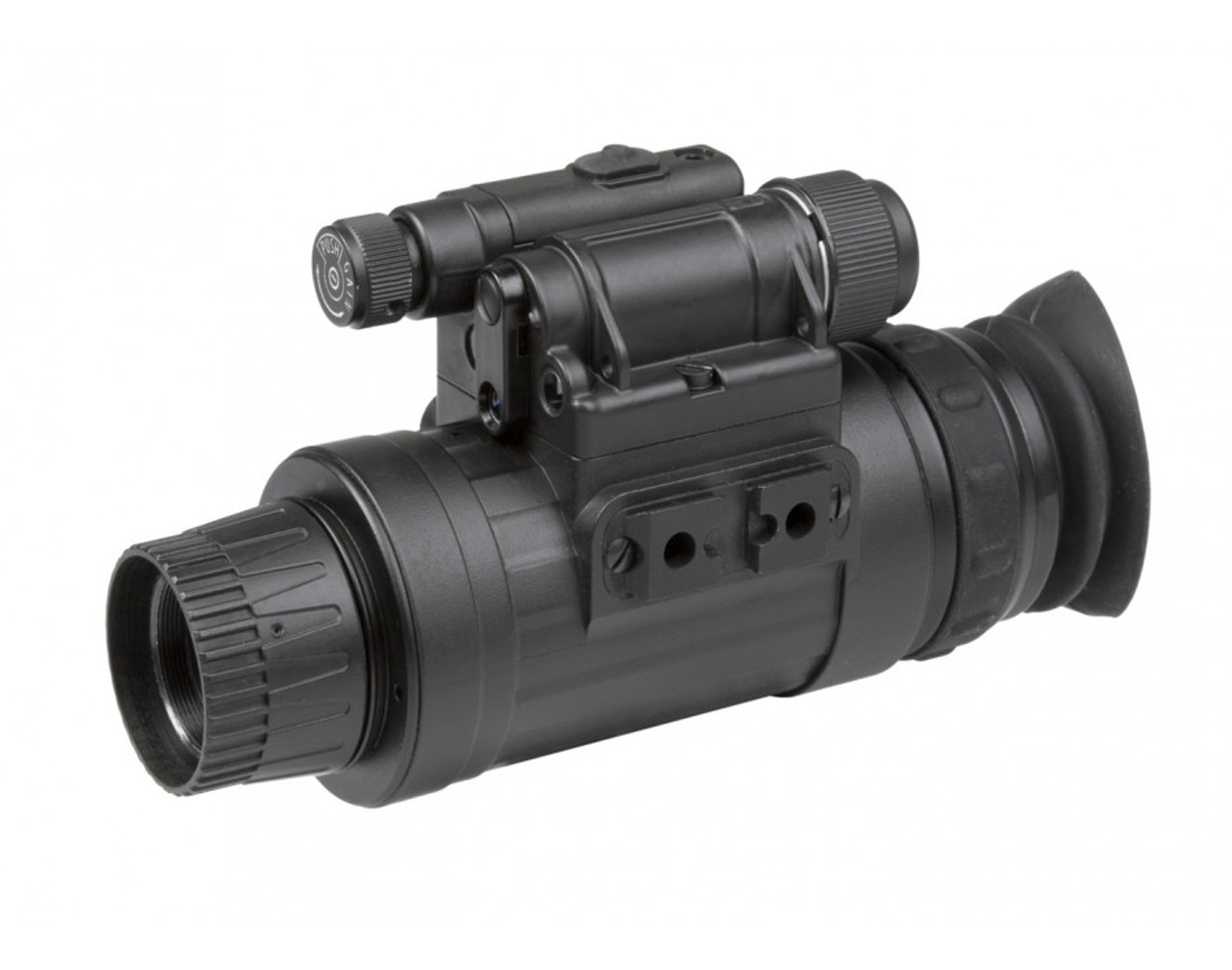 "AGM Wolf-14 NW2 – Night Vision Monocular Gen 2+ ""White Phosphor Level 2"" (11W14122103021)"