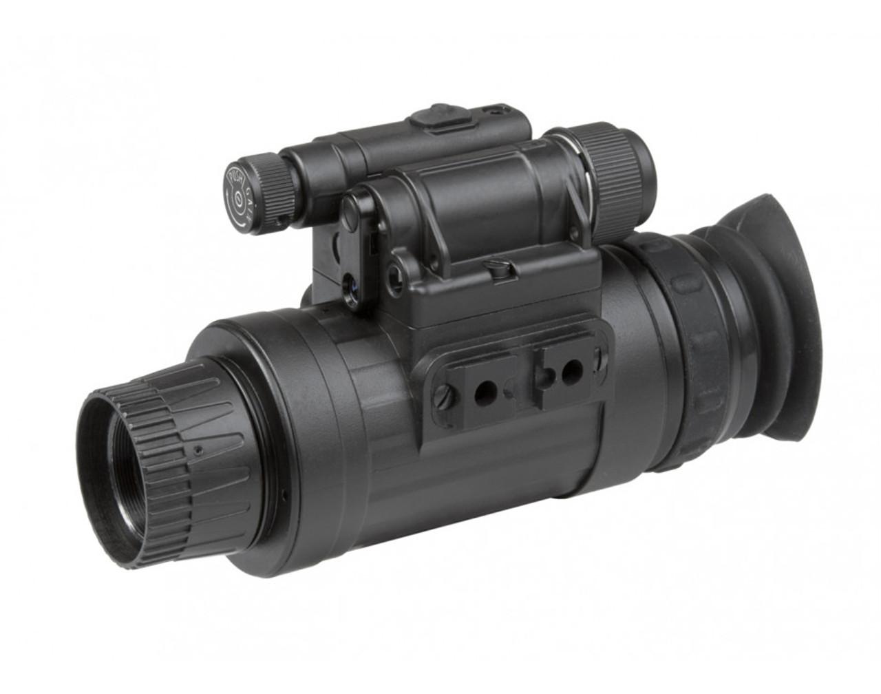 "AGM Wolf-14 NW2 – Night Vision Monocular Gen 2+ ""White Phosphor Level 2"" (11W14122103021)"