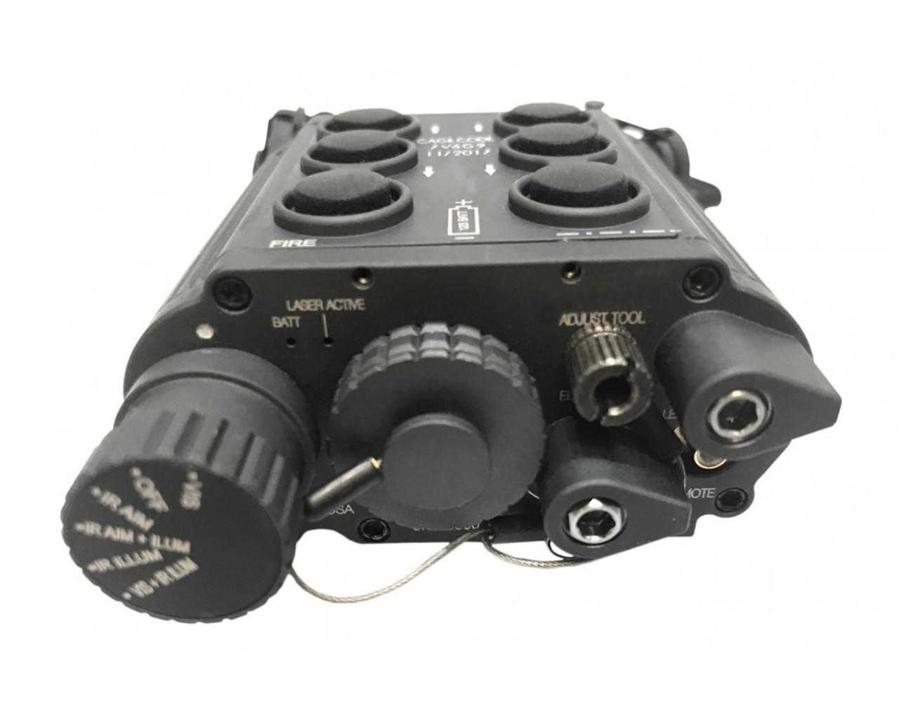 AGM Mil-Spec RMSAL Squad Aiming Laser Class IIIb and IR (AGM RMSAL)