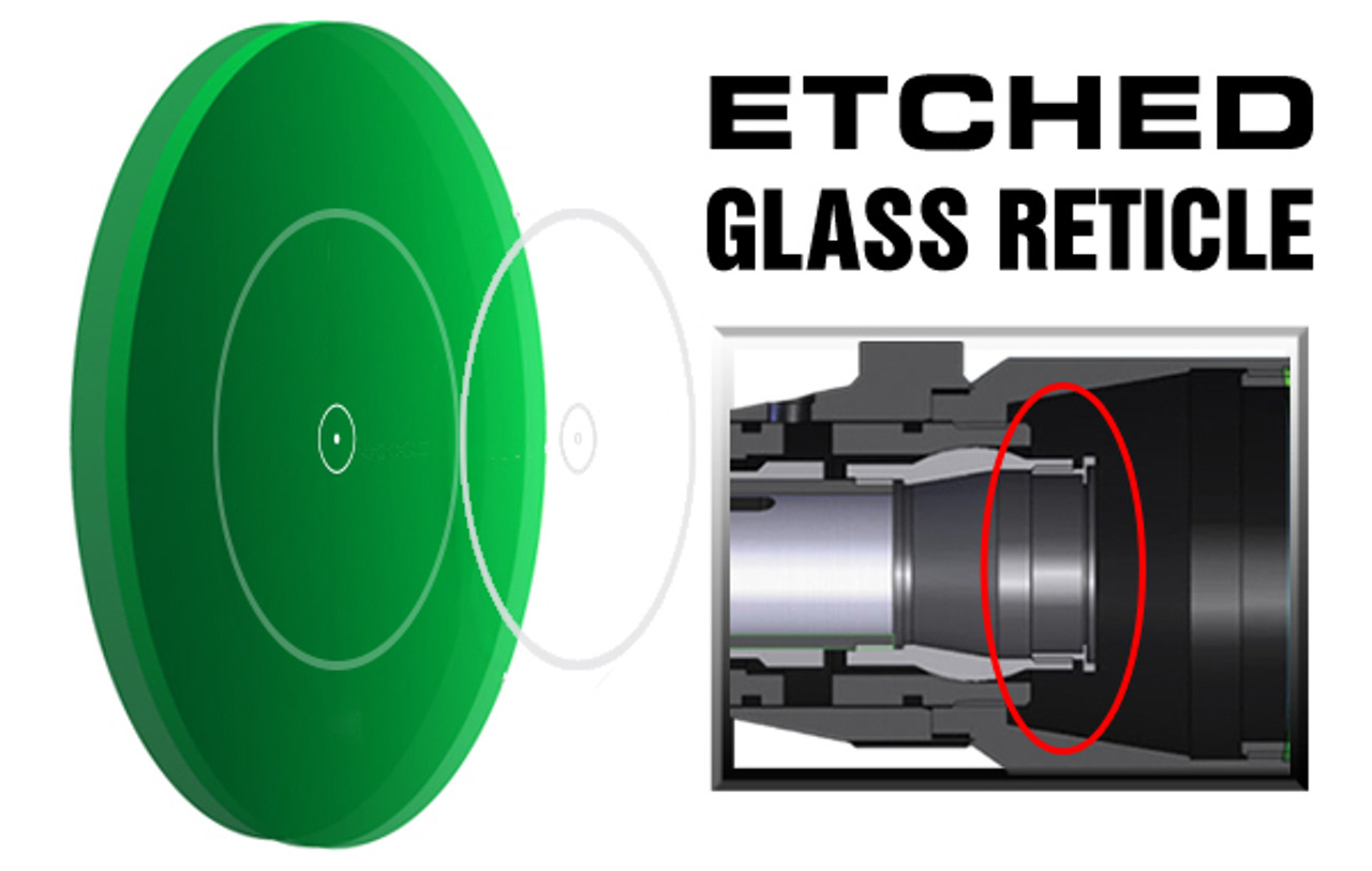 UTG SCP3-14LIECDQ UTG 1-4X28 30mm Long Eye Relief Scope, 36-color Circle Dot (LEAPKD_SCP3-14LIECDQ)