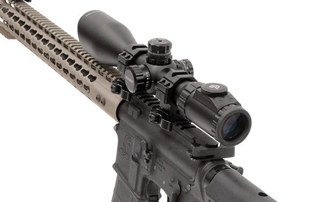 SCP3-216UMOA UTG 2-16X44 30mm Multi-range AO Scope, 36-color UMOA Reticle (LEAPKD_SCP3-216UMOA)
