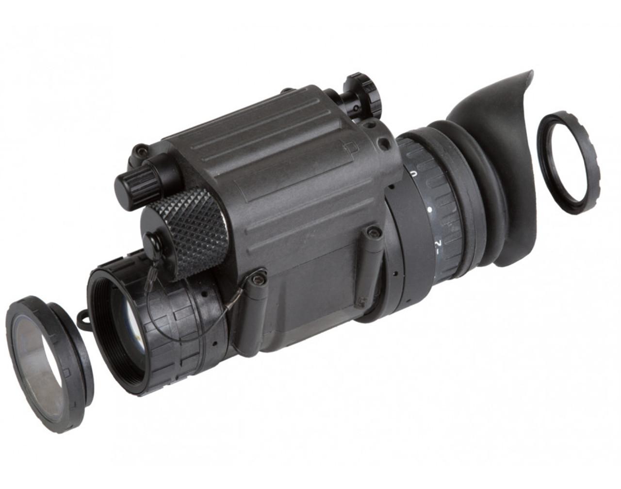 "AGM PVS-14 3AW3 Night Vision Monocular Gen 3+ Auto-Gated ""White Phosphor Level 3"" (AGM PVS-14 3AW3)"
