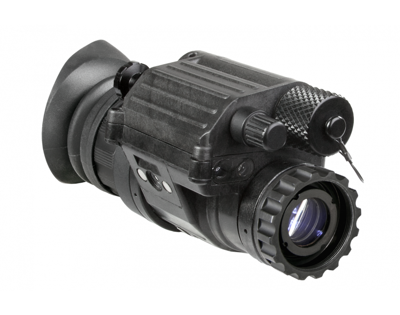 "AGM PVS14-51 3AW1 Night Vision Monocular 51 degree FOV Gen 3+ Auto-Gated ""White Phosphor Level 1"" (AGM PVS14-51 3AW1)"