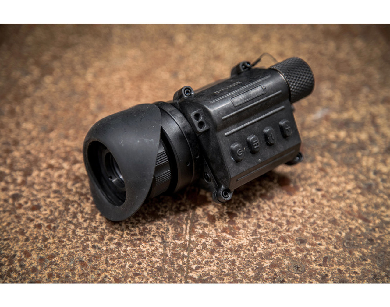 """AGM PVS14-OMEGA 3AW1 Light Weight Night Vision Monocular 51 degree FOV Gen 3+ Auto-Gated """"White Phosphor Level 1"""". Made in USA (AGM PVS14-OMEGA 3AW1)"""