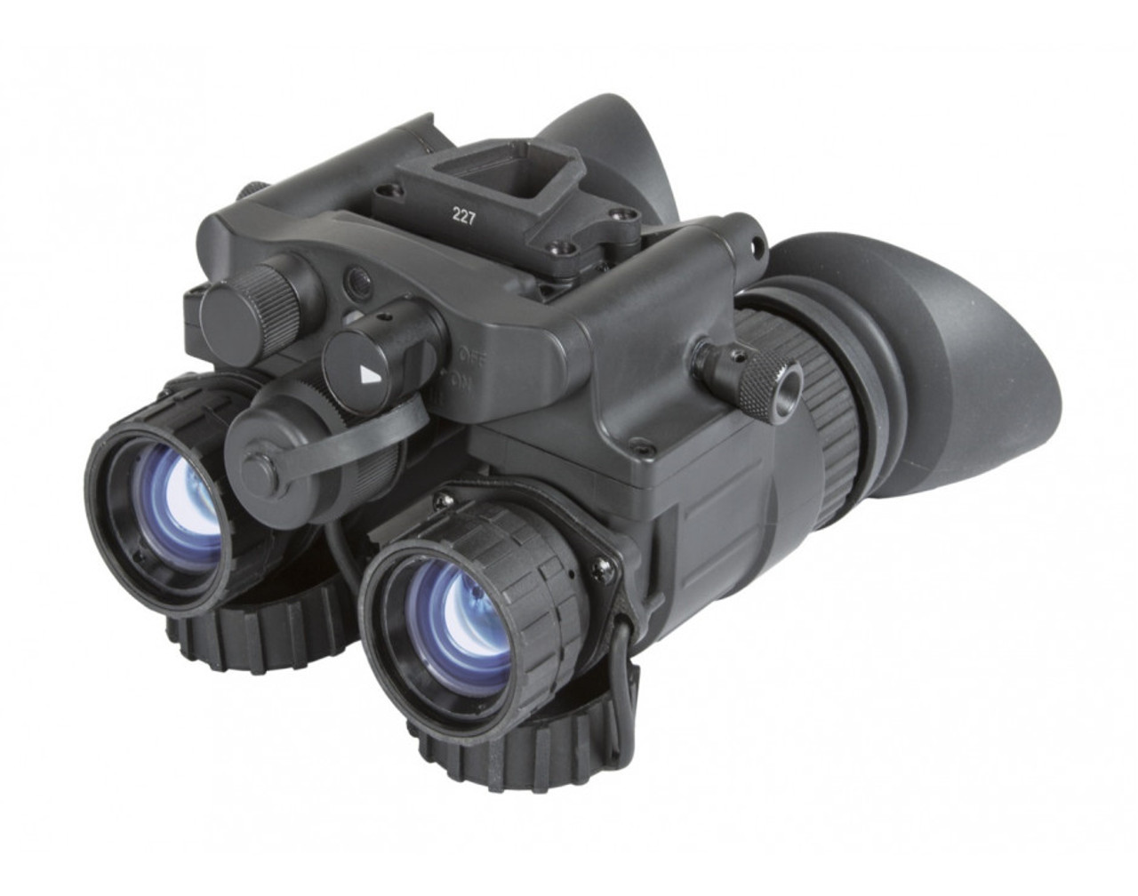 "AGM NVG-40 3AL2 Dual Tube Night Vision Goggle/Binocular Gen 3+ Auto-Gated ""Level 2"" (AGM NVG-40 3AL2)"