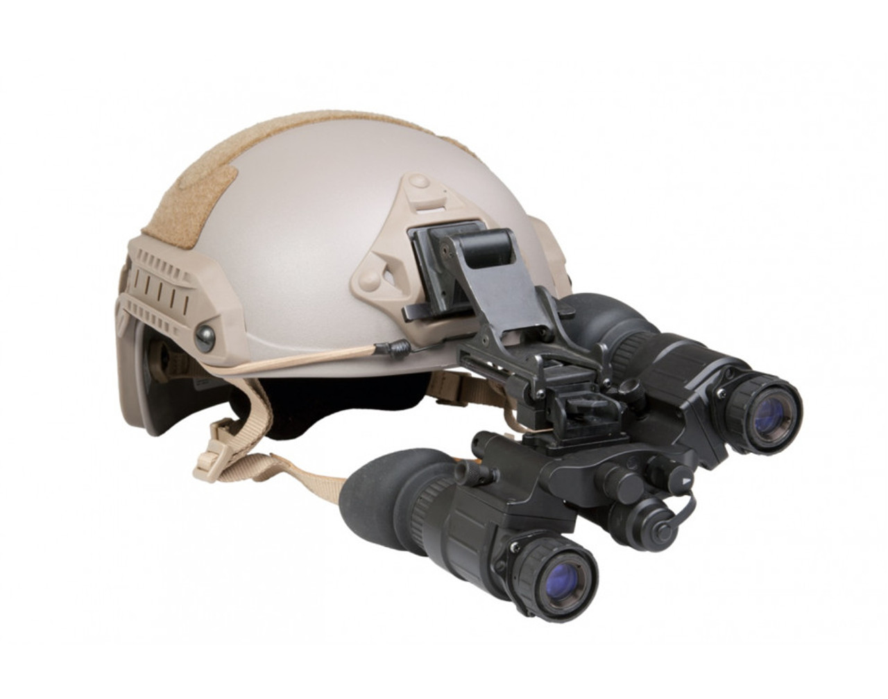 "AGM NVG-50 NL1 Dual Tube Night Vision Goggle/Binocular 51 degree FOV Gen 2+ ""Level 1"" (AGM NVG-50 NL1)"
