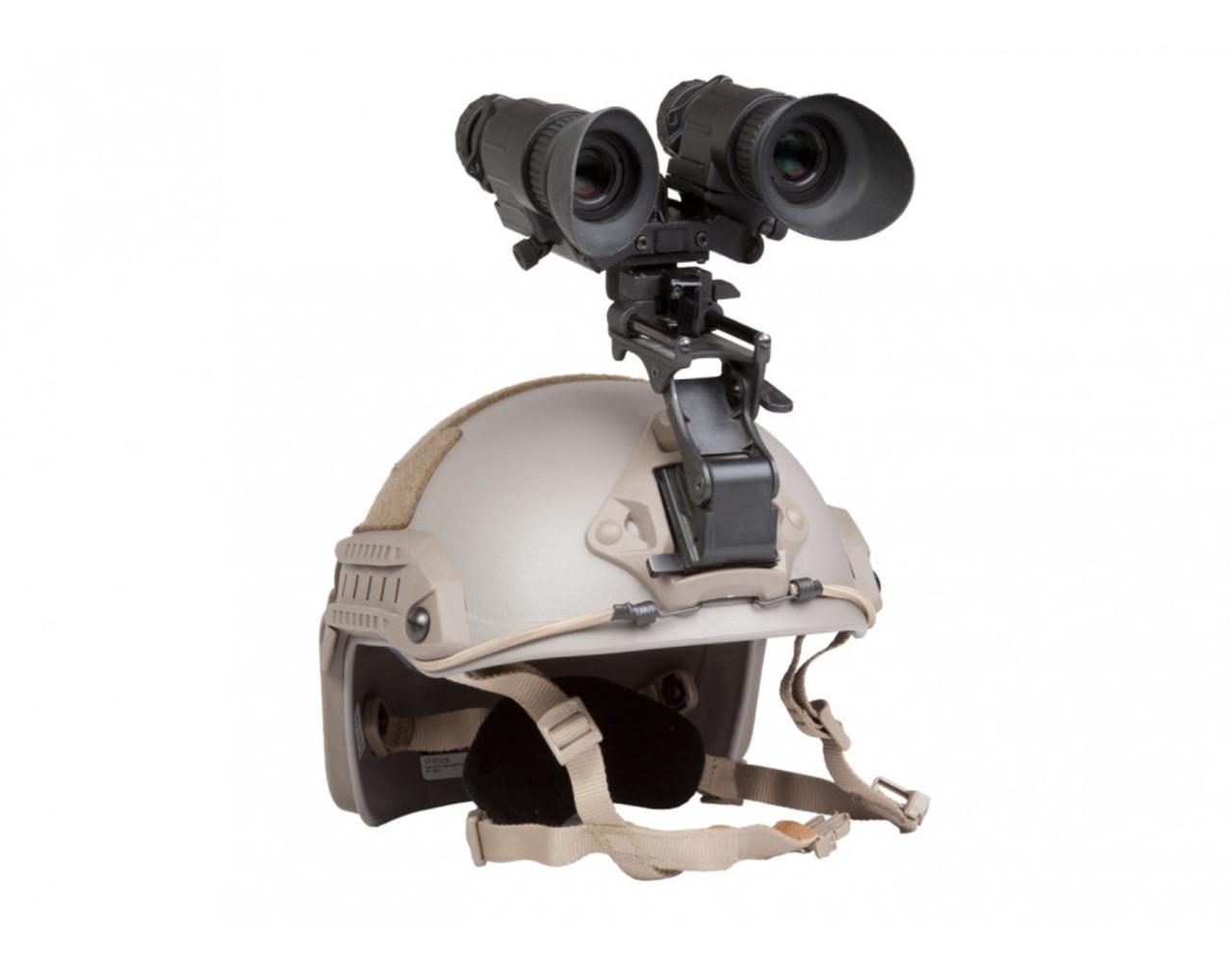 """AGM NVG-50 3AL2 Dual Tube Night Vision Goggle/Binocular 51 degree FOV Gen 3+ Auto-Gated """"Level 2"""" (AGM NVG-50 3AL2)"""