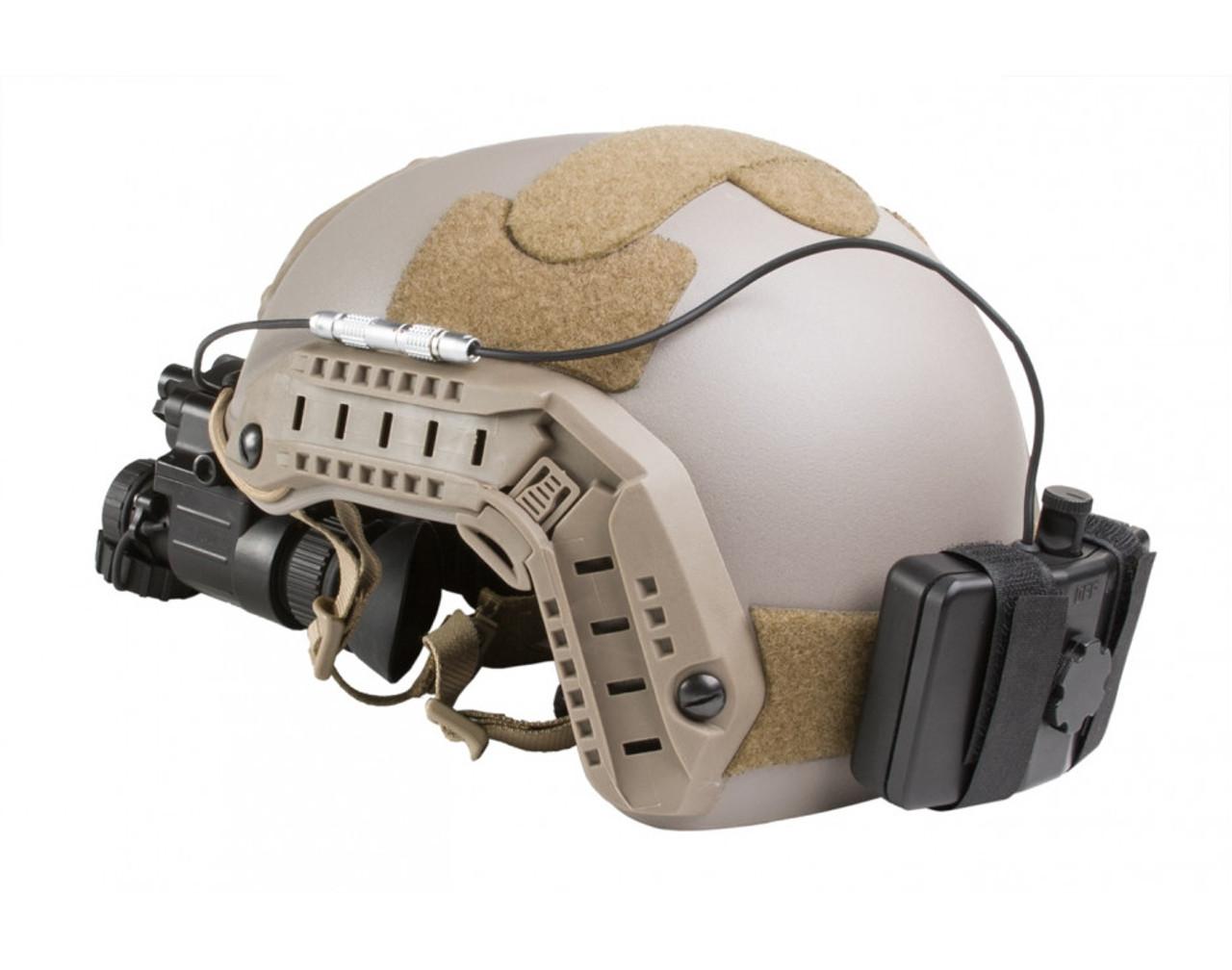 "GM NVG-50 3AW1 Dual Tube Night Vision Goggle/Binocular 51 degree FOV Gen 3+ Auto-Gated ""White Phosphor Level 1"" (AGM NVG-50 3AW1)"