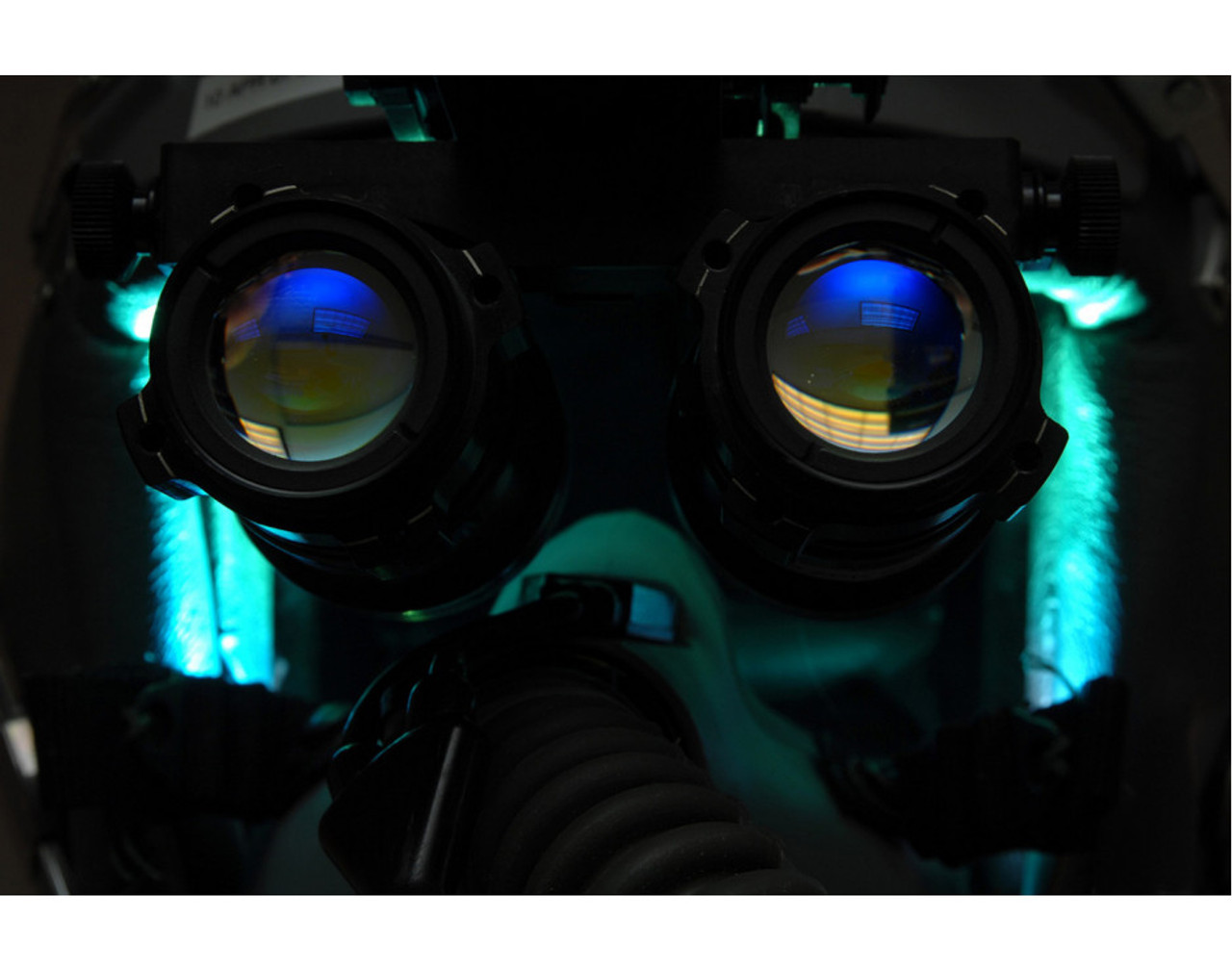 """AGM Apache A9 Aviator  Night Vision Aviation Goggle System Gen 3 Auto-Gated """"Level 1"""". Made in USA"""