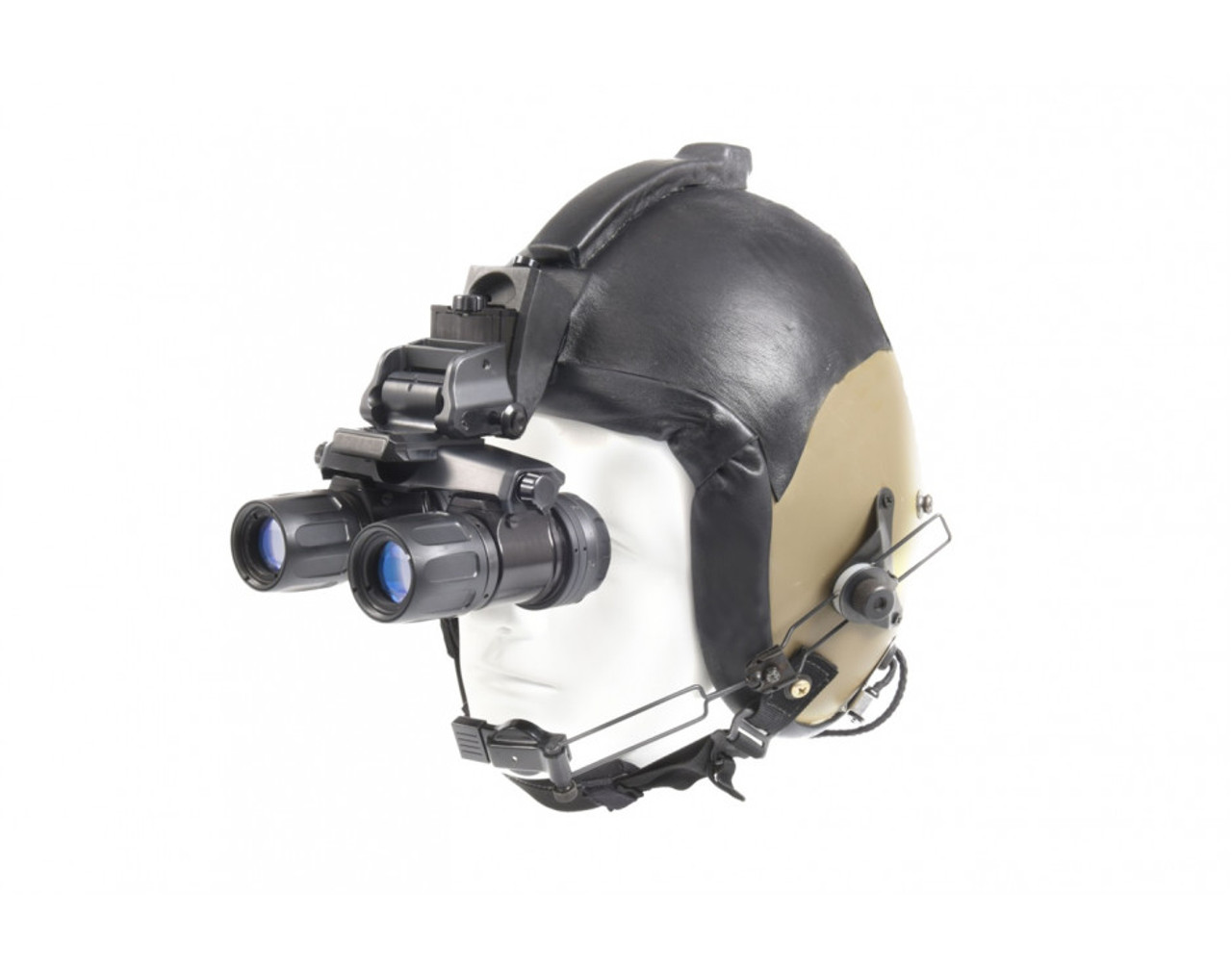 """AGM Apache A9 Aviator Night Vision Aviation Goggle System Gen 3 Auto-Gated """"Level 1"""". Made in USA (AGM Apache A9)"""