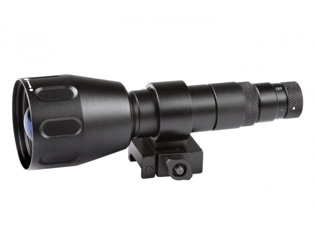 AGM Sioux850 Long-Range Infrared Illuminator comes included with Rechargeable Battery and Charger (501SIOUX850IR1)