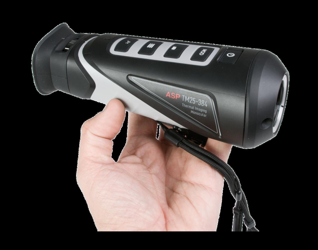 AGM Asp TM35-384 Medium Range Thermal Imaging Monocular 384x288 (50 Hz), 35 mm lens. (AGM Asp TM35-384)
