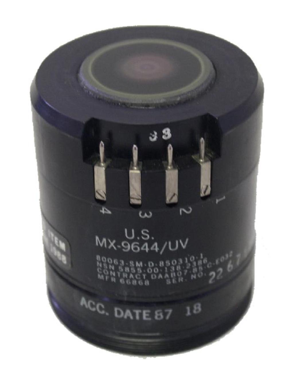 MX-9644/UV Night Vision Image Intensifier Tube for AN/PVS-4 TVS-5, Gen 2, USED