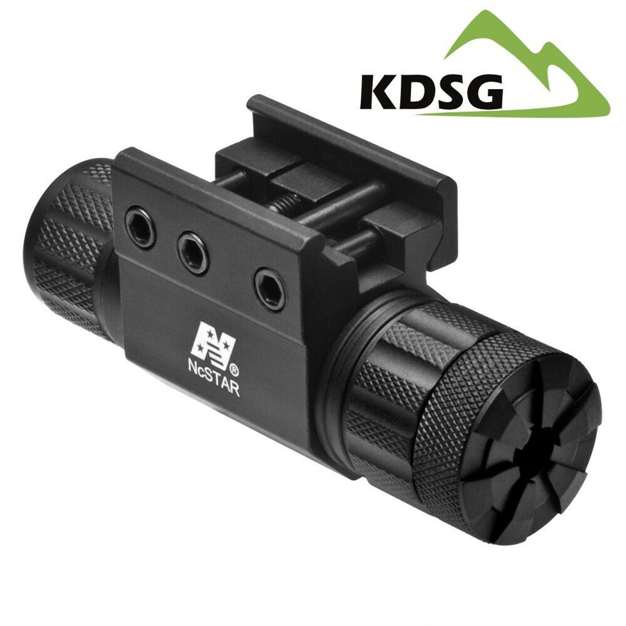 NcSTAR APRLSMG Compact Green Laser w/Weaver Style Mount and Pressure Switch