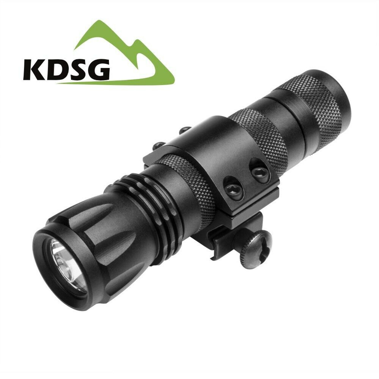 NcSTAR ATFLB 3W CREE 160 LUMEN LED Flash Light With Weaver Mount Included