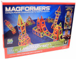 MAGFORMERS® Landmark Set (174-pieces); NEW IN BOX