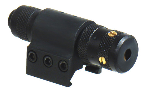 UTG Combat Tactical W/E Adjustable Red Laser with Rings (LEAPKDSCP-LS268)