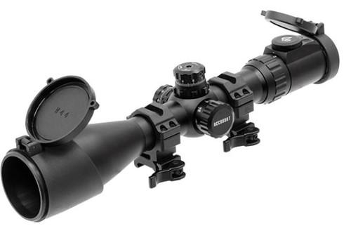SCP3-216UMOA UTG 2-16X44 30mm Multi-range AO Scope, 36-color UMOA Reticle (LEAPKD_SCP3-216UMOA)