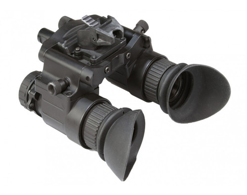 "AGM NVG-50 3AW2 Dual Tube Night Vision Goggle/Binocular 51 degree FOV Gen 3+ Auto-Gated ""White Phosphor Level 2"" (AGM NVG-50 3AW2)"