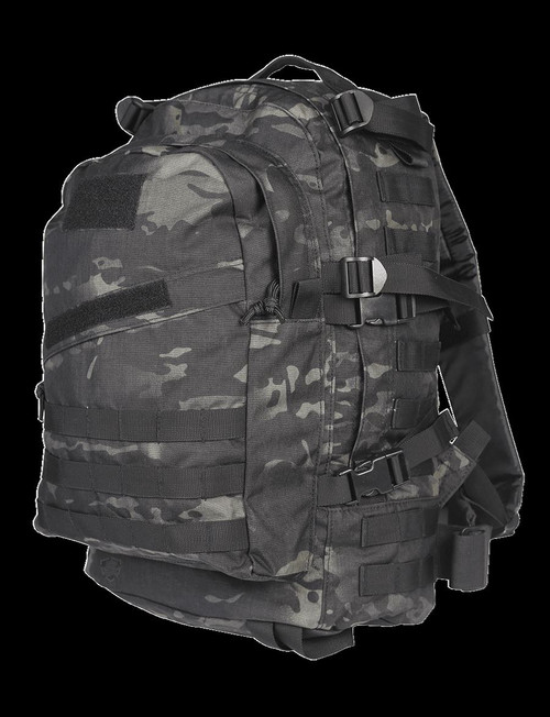 5ive Star Gear G.I. SPEC 3-DAY MILITARY BACKPACK Black Multi Cam Style 6215