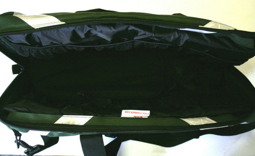"IRON DUCK IDX Xtreme Oxygen Duffle Bag Clamshell Green ""D"" 36002D-GN"