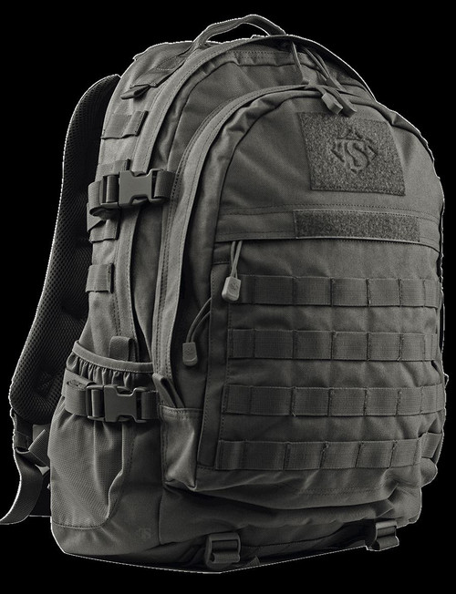 TRU-SPEC Elite 3 Day BLACK  Tactical Backpack 1050D Nylon Style: 4806