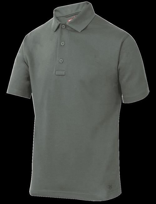 TRU-SPEC 24-7 Series® MEN'S ORIGINAL SHORT SLEEVE POLO Style CLASSIC GREEN SMALL