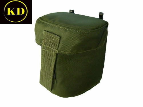 OD Green Protective lens Pouch  2.5X 3X Night Vision Magnifier / Camera A3187448