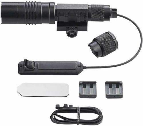 Streamlight 88089 ProTac Rail Mount HL-X Laser 1000 Lumen Light Ten Tap Progam