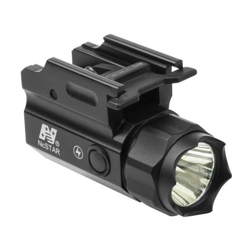NcSTAR ACQPTF 150 Lumen  Cree LED Compact FlashLight QR Strobe Pistol Mounted