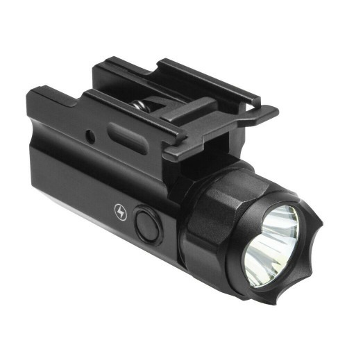 NcSTAR AQPTF3 Quick Release 3W CREE® 150 Lumen LED FlashLight QR w/Strobe Pistol