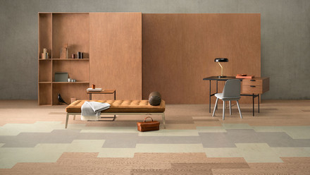 Forbo Marmoleum Flooring Sheet Tiles & Click Together Tiles