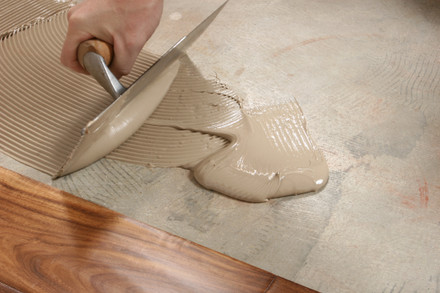Top 5 Flooring Contractors Adhesive Choices