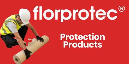 Florprotec Floor wall and window protection products Now Available!