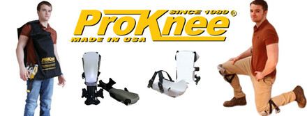 Proknee Knee Pads Custom Fit Knee pads