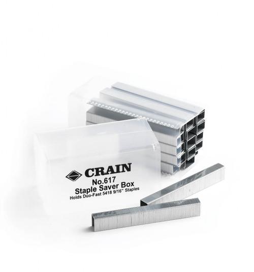 Crain 617 Staple Saver Box
