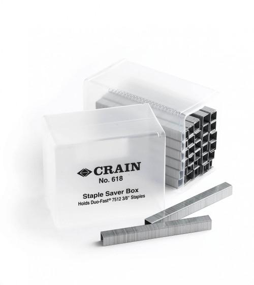 Crain 618 Staple Saver Box
